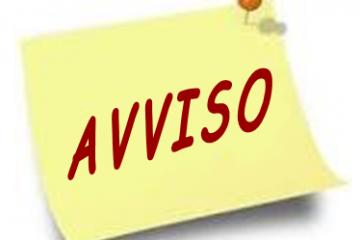 AVVISO CHIUSURA PALESTRA