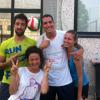 Inizia alla grande il torneo di Beach Volley